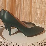 Туфли кожаные Эдита раз.37