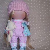 Куклы и игрушки ручной работы. Ярмарка Мастеров - ручная работа Кукла интерьерная, тильда. Handmade.