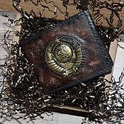Подарки к праздникам handmade. Livemaster - original item USSR . Purse leather. Purse vintage style.. Handmade.