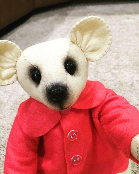 """Игрушки животные, ручной работы. Ярмарка Мастеров - ручная работа. Купить Мишка """"Люси"""". Handmade. Бежевый, мишка в подарок"""