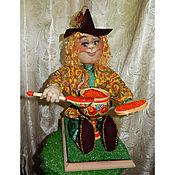 """Куклы и игрушки ручной работы. Ярмарка Мастеров - ручная работа Кукла интерьерная """"Солнечный Егорка"""". Handmade."""