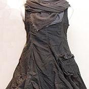Одежда ручной работы. Ярмарка Мастеров - ручная работа Бохо сарафан с лепестковой юбкой.. Handmade.