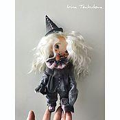 """Куклы и игрушки ручной работы. Ярмарка Мастеров - ручная работа Авторская текстильная кукла """"Уехал цирк"""". Handmade."""