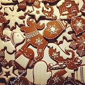 """Сувениры и подарки ручной работы. Ярмарка Мастеров - ручная работа Набор """"Зимний"""". Handmade."""
