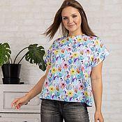 Одежда handmade. Livemaster - original item T-Shirts