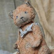 Куклы и игрушки ручной работы. Ярмарка Мастеров - ручная работа Барсик. Handmade.