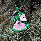 Куклы и игрушки handmade. Livemaster - original item Spruce! Collection