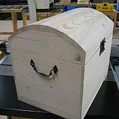 Для дома и интерьера handmade. Livemaster - original item Chest pine. Handmade.