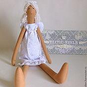 Ангел-хранитель(60см) - текстильная кукла в подарок на крестины (60см)