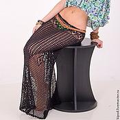 """Одежда ручной работы. Ярмарка Мастеров - ручная работа """"Vanessa"""" ажурная юбка. Handmade."""