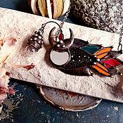 Украшения handmade. Livemaster - original item Pendant of a Horned Fish-the Angler (p-125). Handmade.