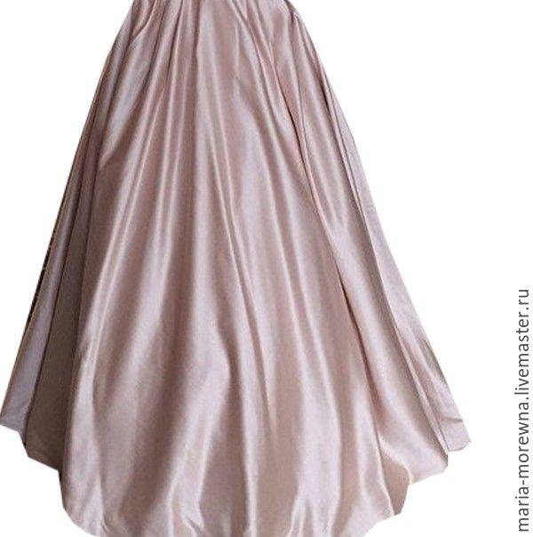 Лучшие юбки из атласа