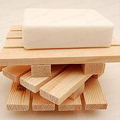 Для дома и интерьера ручной работы. Ярмарка Мастеров - ручная работа Мини палета, подставка из дерева, мыльница. Handmade.