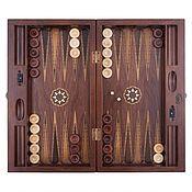 Сувениры и подарки handmade. Livemaster - original item #Handmade backgammon