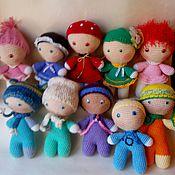 Куклы и игрушки ручной работы. Ярмарка Мастеров - ручная работа Пупсики. Handmade.