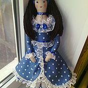 Куклы и игрушки ручной работы. Ярмарка Мастеров - ручная работа Тильда Жаклин. Handmade.
