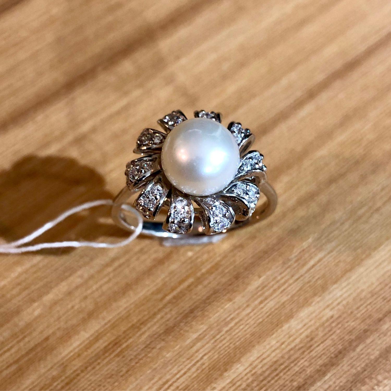 Серьги из серебра с натуральным жемчугом – купить на Ярмарке Мастеров – LM81ARU | Комплекты украшений, Санкт-Петербург