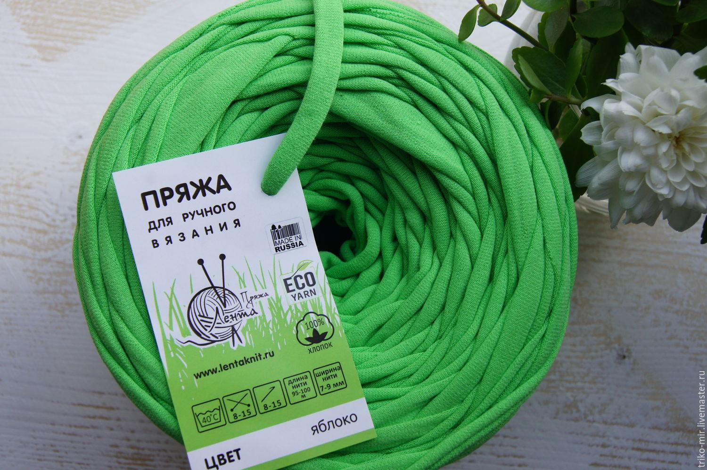 Пряжа для вязания Италия купить в Барнауле, цена 150 руб 66