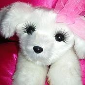 Куклы и игрушки ручной работы. Ярмарка Мастеров - ручная работа щенок. Handmade.
