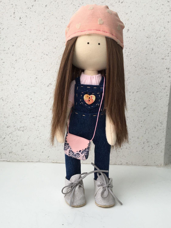 ручной работы. Ярмарка Мастеров - ручная работа. Купить Интерьерная Кукла. Handmade. Кукла, куколка, кукла текстильная