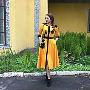 Одежда handmade. Livemaster - original item Women`s raincoat, designer raincoat. Handmade.