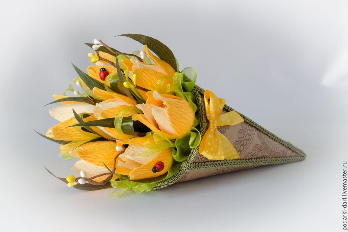 Флористика подарок на 8 марта ромашка цветы купить аптека