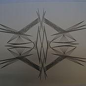 Картины и панно ручной работы. Ярмарка Мастеров - ручная работа Стремление. Handmade.