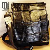 Сумки и аксессуары handmade. Livemaster - original item Bag mens Black. Handmade.