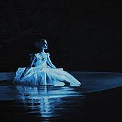 Картины и панно handmade. Livemaster - original item Oil painting Ballerina. Handmade.