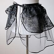 Одежда ручной работы. Ярмарка Мастеров - ручная работа Готическая юбка Кружевная юбка викторианский стиль стимпанк лолита. Handmade.