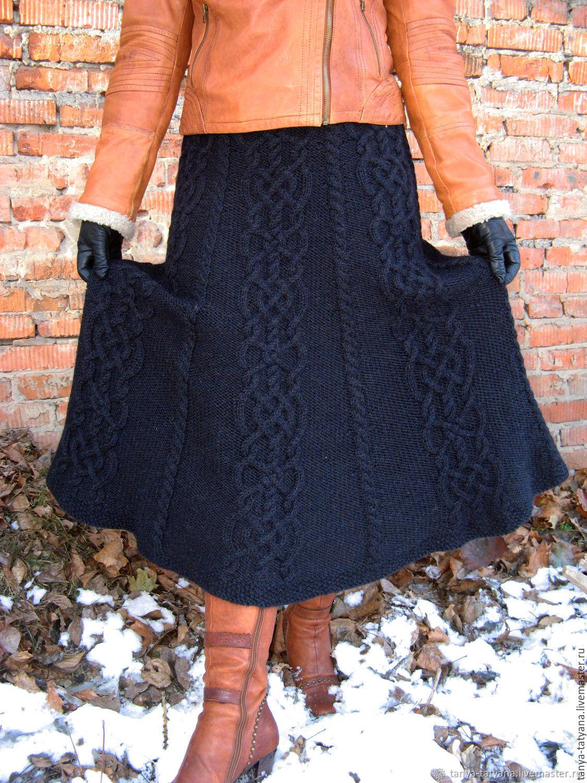 начинающих лучше длинные вязаные юбки для полных фото уже первой книге