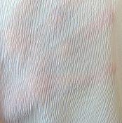 Материалы для творчества ручной работы. Ярмарка Мастеров - ручная работа Жатый шелк для пошива шелковых лент  и  творчества .. Handmade.