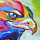 'Eagle' oil painting. Pictures. Lifia Art. My Livemaster. Фото №4