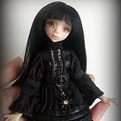 Куклы и игрушки ручной работы. Ярмарка Мастеров - ручная работа Annabel Lee gothic doll. Handmade.