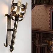 """Для дома и интерьера ручной работы. Ярмарка Мастеров - ручная работа Бра """"Делия 270-11"""" (Русские фонари). Handmade."""