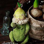 Куклы и игрушки handmade. Livemaster - original item Flower chive - Liu.. Handmade.