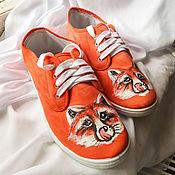 Обувь ручной работы handmade. Livemaster - original item Shoes for women with the pattern
