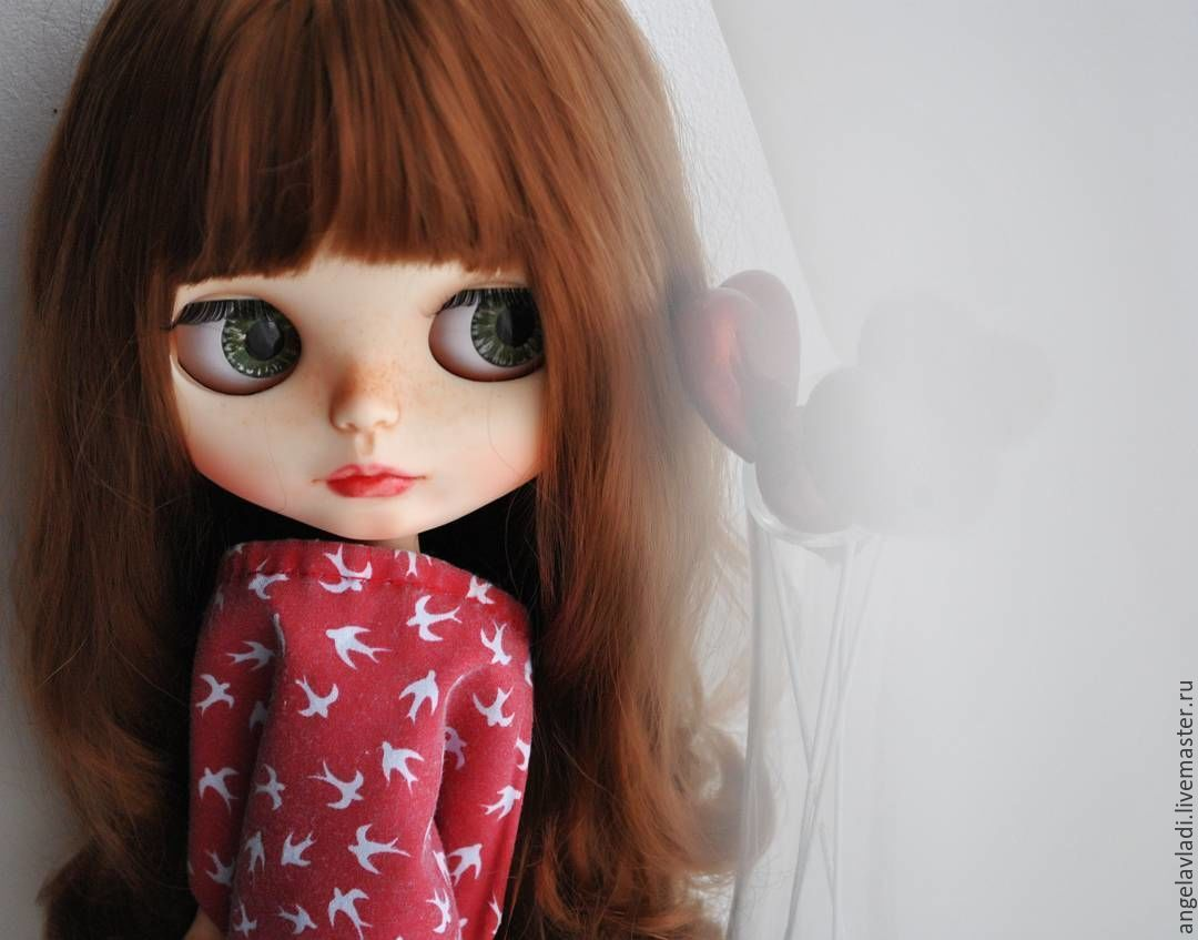 Кукла блайз 91