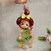 """Куклы и пупсы ручной работы. Ярмарка Мастеров - ручная работа Авторская кукла """"Рыжулька"""". Handmade."""