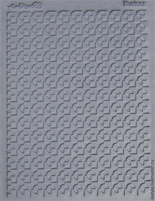"""Открытки и скрапбукинг ручной работы. Ярмарка Мастеров - ручная работа. Купить Текстурный штамп """"Иллюзии"""" (Illusions) от Лизы Павелка (22072). Handmade."""