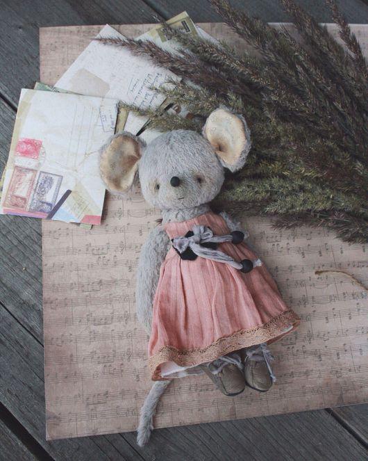 Мишки Тедди ручной работы. Ярмарка Мастеров - ручная работа. Купить Джули ( La petit collection). Handmade. Мышата