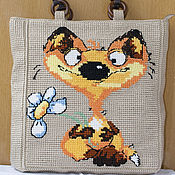 Сумки и аксессуары handmade. Livemaster - original item Bag Fox. Handmade.