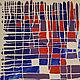 """Абстракция ручной работы. Ярмарка Мастеров - ручная работа. Купить картина акрилом """"Квадраты"""". Handmade. Картина в подарок"""