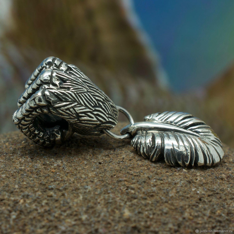 All for Jewelry Making handmade. Livemaster - handmade. Buy Bird paw charm.Nature, taxidermy