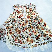 """Работы для детей, ручной работы. Ярмарка Мастеров - ручная работа платье """"Варенька"""". Handmade."""
