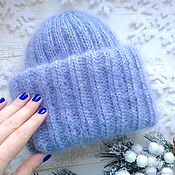 Аксессуары handmade. Livemaster - original item Women`s knitted hat in Takori style