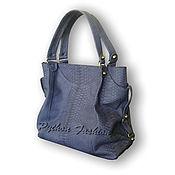 Сумки и аксессуары handmade. Livemaster - original item Python leather handbag RAPTOR. Handmade.