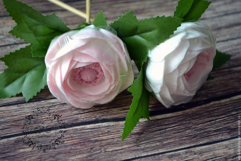 цветы рулункусы фото
