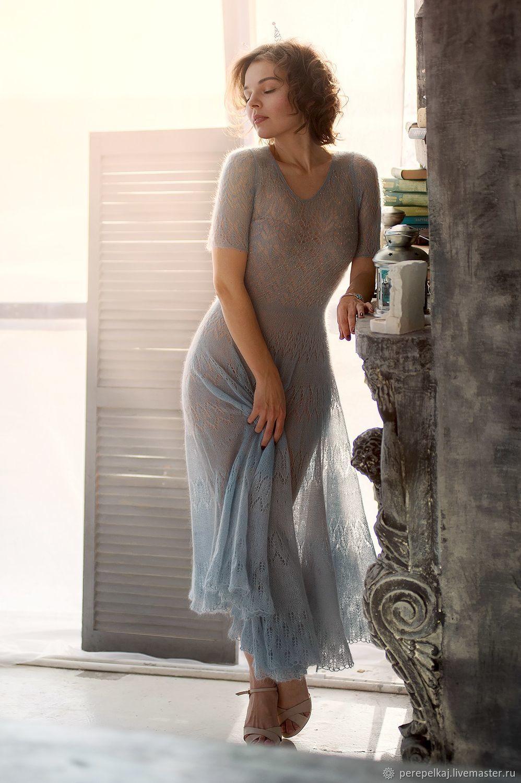 4f097f2469ce Платье «Паутина» – купить в интернет-магазине на Ярмарке Мастеров с ...