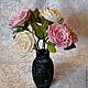 Цветы ручной работы. Ярмарка Мастеров - ручная работа. Купить Розы из фоамирана. Handmade. Цветы, букет цветов, фоамиран